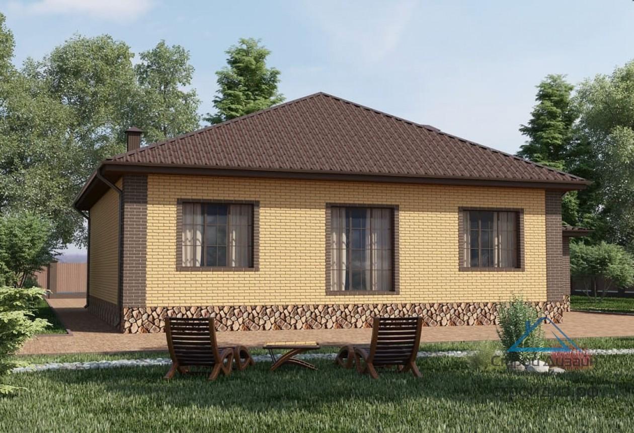 возвращавшийся проект одноэтажного дома с крыльцом фото барановичи располагается